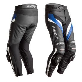 RST Tractech Evo 4 CE Blue Leather Jeans